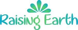 Raising Earth Logo